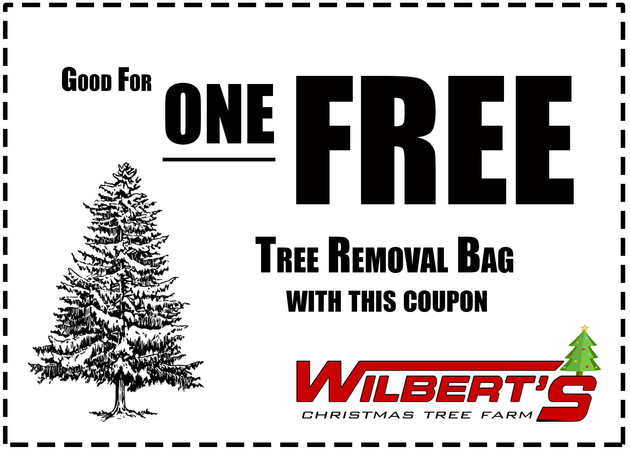 Wilbert\'s Christmas Tree Farm, Webster NY, Cut Your Own Christmas Tree