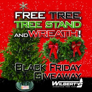 christmas tree farm black friday giveaway - Christmas Tree Black Friday