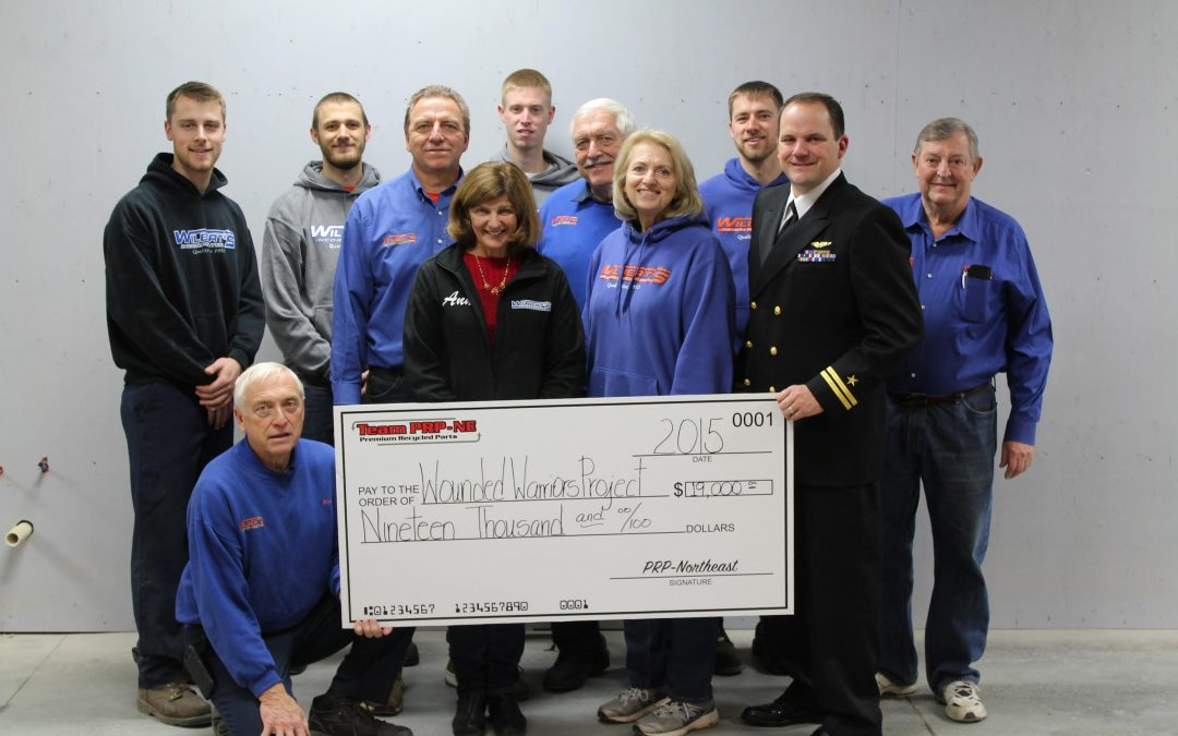Wilbert's Gives Back for Christmas