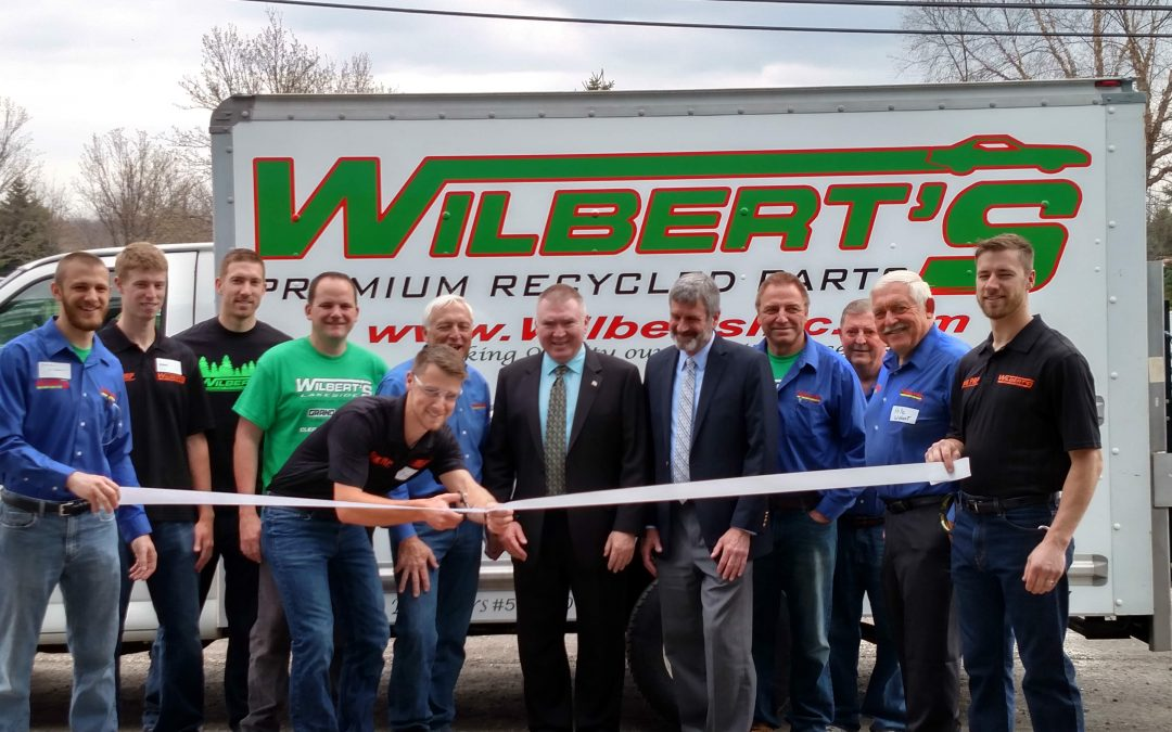 Automotive Recycling Facility Grand Opening and Earth Day Celebration