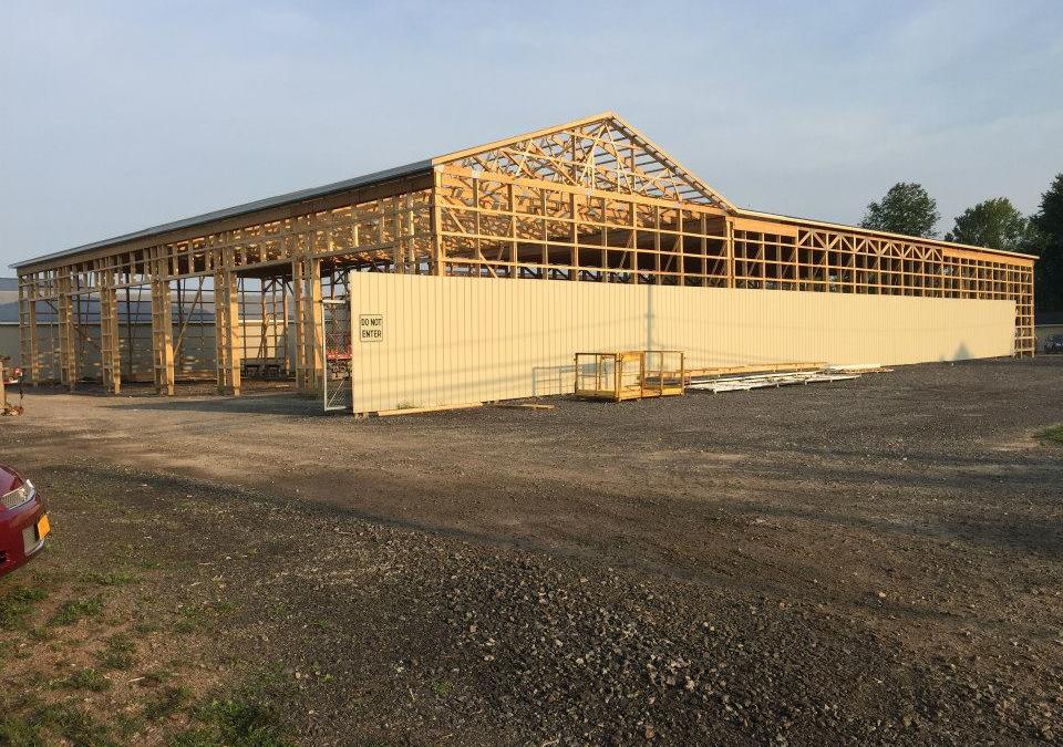 Construction Moving Forward at Lakeside