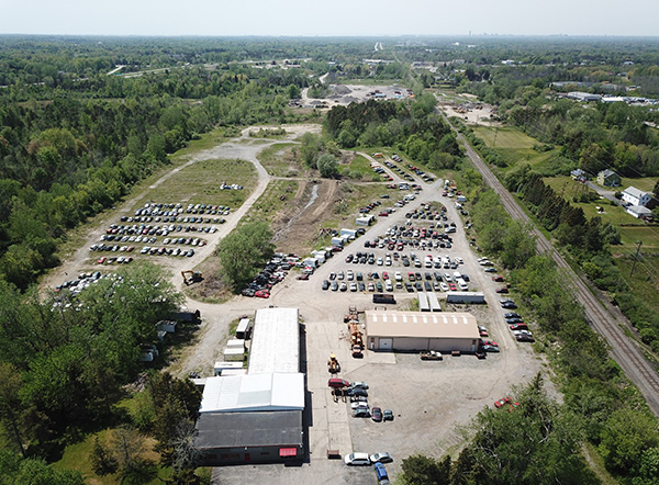 Wilbert's U-Pull It of Buffalo Makes Upgrades to Facility and Wants to Buy Your Car!