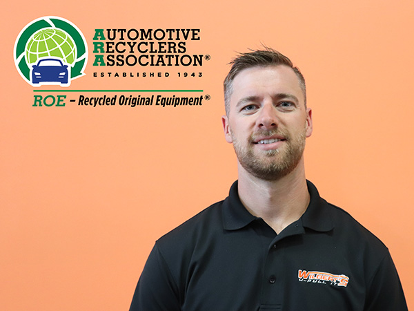 Wilbert's U-Pull It Director, Eric Wilbert, Nominated to Join Executive Committee of Automotive Recyclers Association