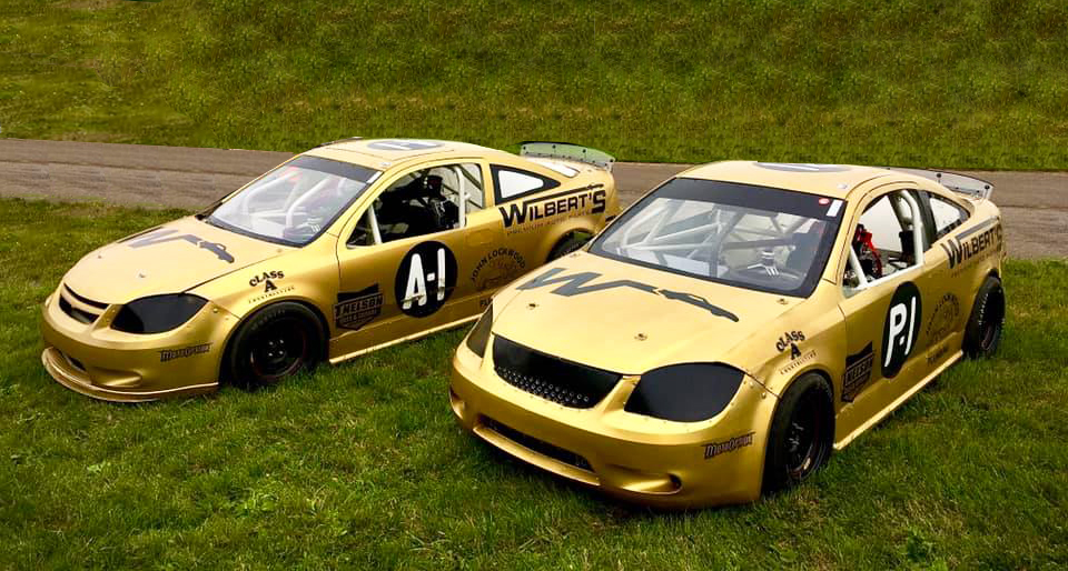 Wilbert's Supports their own Family Racing Division as they Return to the Track